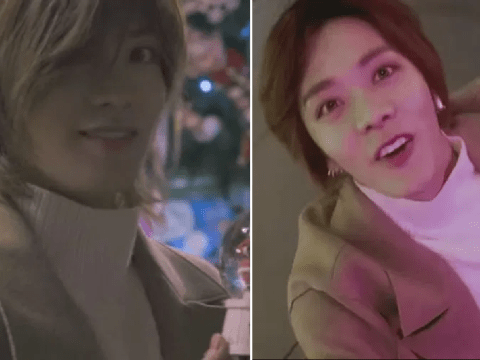 Yuta gets in on NCT Christmas covers with cute version of TVXQ's festive track White