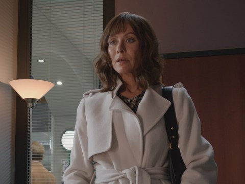 Casualty review with spoilers: Connie Beauchamp is met with a cold reception upon her return