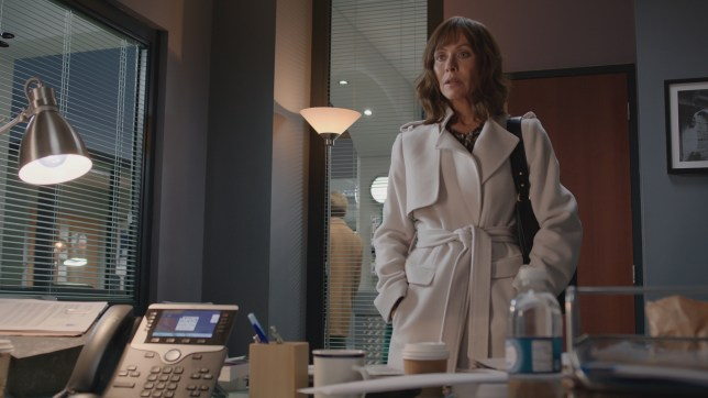 Connie Beauchamp in Casualty