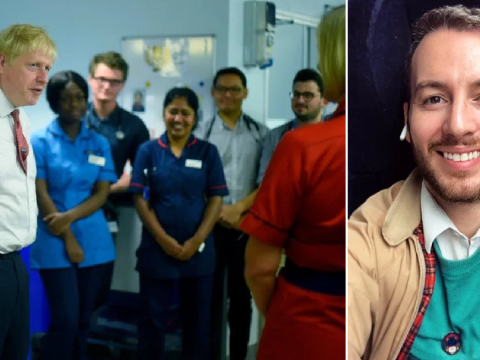 Nurse says Boris's student bursary 'won't help those propping up NHS for free'