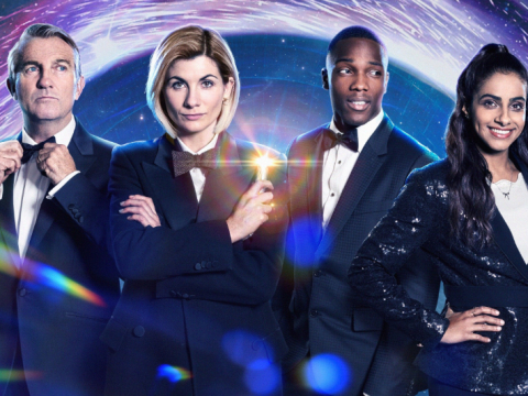 Doctor Who goes full on James Bond for hotly-anticipated series 12