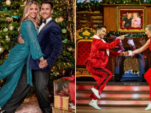 Gemma Atkinson and Gorka Marquez start heartwarming Christmas tradition for baby Mia ahead of Strictly Christmas special