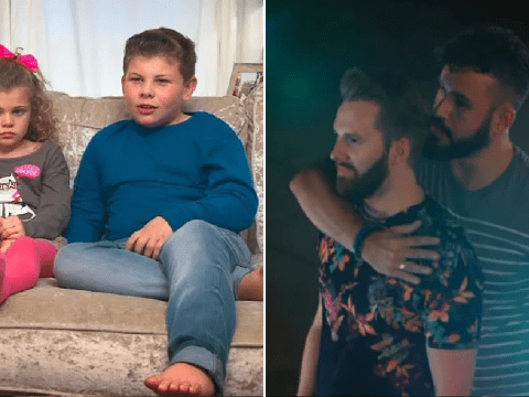 Gogglesprogs viewers hearts melt to kids' reactions to same-sex dance routine on Flirty Dancing