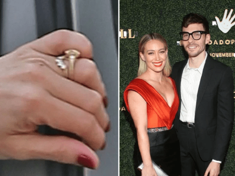 Hilary Duff marries Matthew Koma and it's truly what dreams are made of