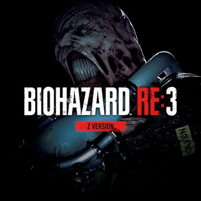 Biohazard 3 Z Version cover art