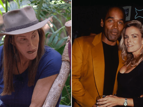 I'm A Celebrity's Caitlyn Jenner brands OJ Simpson murder trial 'a joke' as she slams his ego