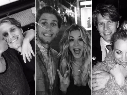 Kaley Cuoco celebrates husband Karl Cook's birthday with super sweet throwback to first dates