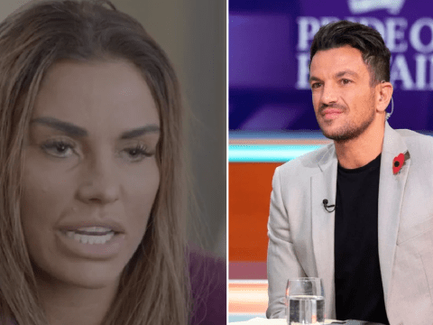 Katie Price admits ex-husband Peter Andre reached out after heartbreaking bankruptcy news