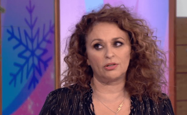 Justin Timberlake's apology slammed by Loose Women's Nadia Sawalha: 'He's up to no good'