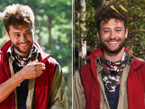 I'm A Celebrity's Myles Stephenson admits he wasn't going to do show as he's voted off