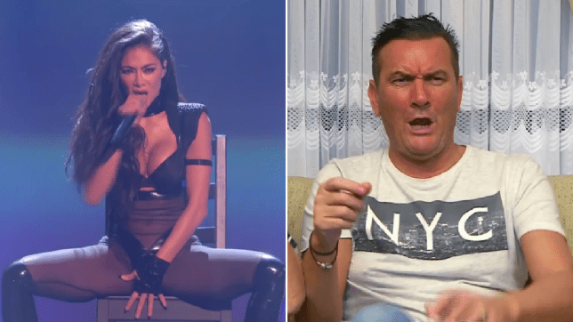 Gogglebox stars unhappy with Pussycat Dolls 'sex, sex, sex'-filled X Factor performance