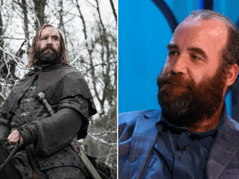 Game Of Thrones star Rory McCann went on 'crazy diet' for topless scene that ended being cut last-minute