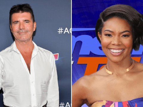 Gabrielle Union 'isn't interested in money settlement from Simon Cowell' amid America's Got Talent race row