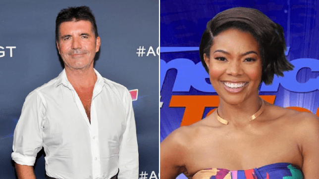 Simon Cowell's show America's Got Talent in racism row as Gabrielle Union claims she was told 'hair and wardrobe was too black'