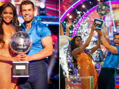 Strictly 2019 champion Oti Mabuse praises Kelvin Fletcher in emotional post after win