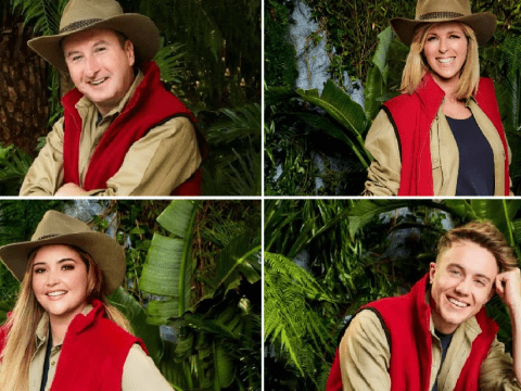 Who left I'm A Celebrity last night and who is in the final?