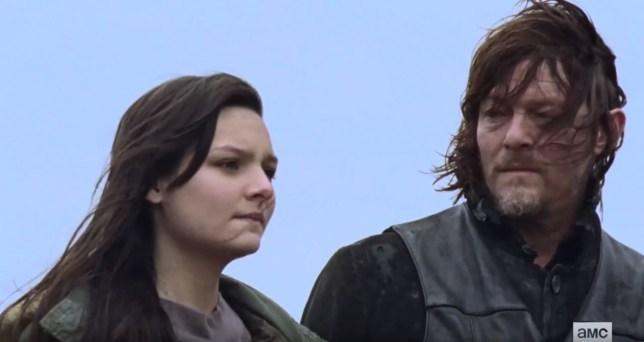 Walking Dead Daryl Lydia