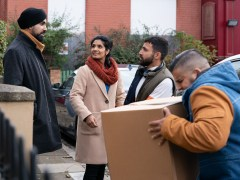 Suki Panesar arrives in EastEnders and tells a shocking lie