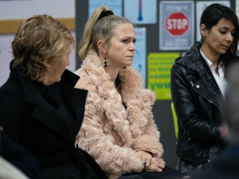 EastEnders spoilers: Linda Carter attends an alcohol support session tonight
