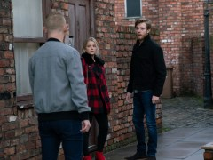 Coronation Street spoilers: Furious Gary lashes out at Daniel as Maria loses the baby