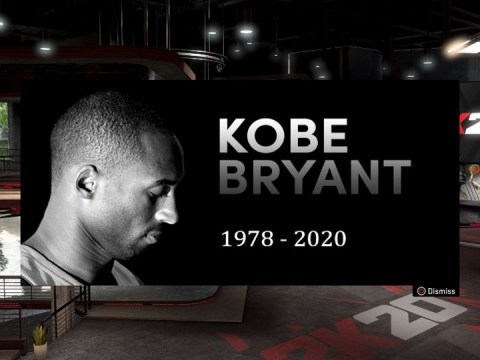NBA 2K20 game pays tribute to Kobe Bryant