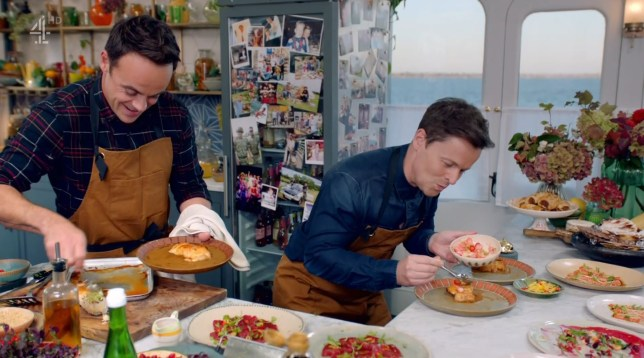Ant and Dec fans demand duo have own cooking show after 'brilliant' Friday Night Feast appearance
