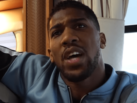 Anthony Joshua casts doubt over Eddie Hearn's fight offer to Deontay Wilder and Tyson Fury