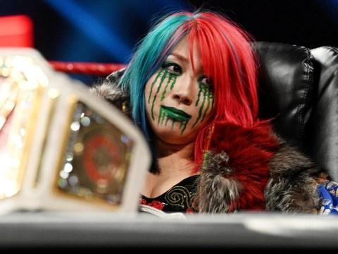 WWE star Asuka narrowly escapes Las Vegas mall shooting