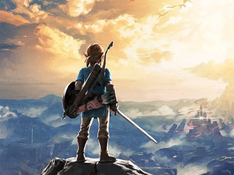 Legend Of Zelda: Breath Of The Wild sales continue to dominate