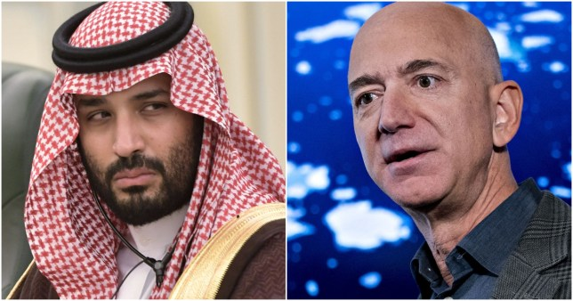 Saudi Arabia has previously strongly denied it targeted Bezos's phone