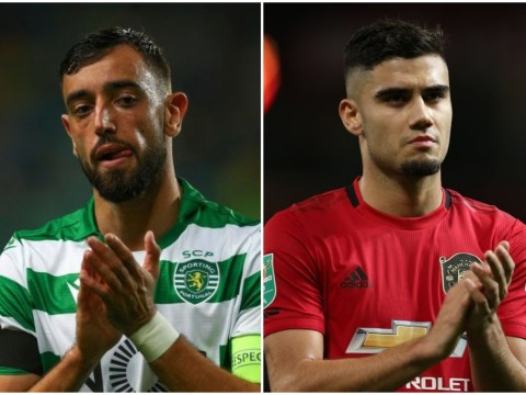 Manchester United offer Andreas Pereira in £60m bid to sign Bruno Fernandes from Sporting