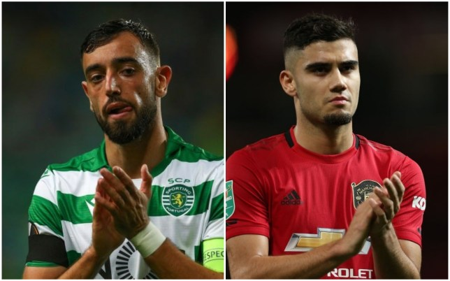 Manchester United have offered Andreas Pereira in their bid for Bruno Fernandes