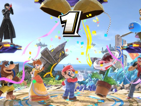 Desperate Smash Bros. fans uncover 'hints' for new DLC character