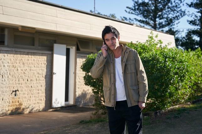 Justin calls Brody