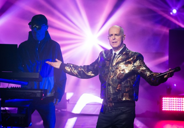 Pet Shop Boys return to Glastonbury