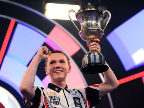 Leighton Bennett is making his BDO World Championship debut with Phil Taylor's backing to become youngest winner in history