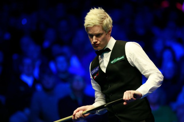 Neil Robertson made history with whitewash win over Zhou Yuelong in European Masters final