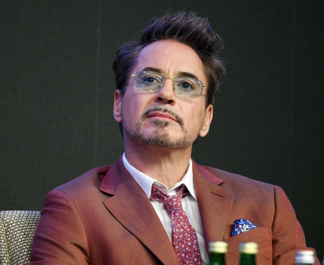 Robert Downey Jr's son only plays with Iron Man figurine because he thinks dad 'feels bad'