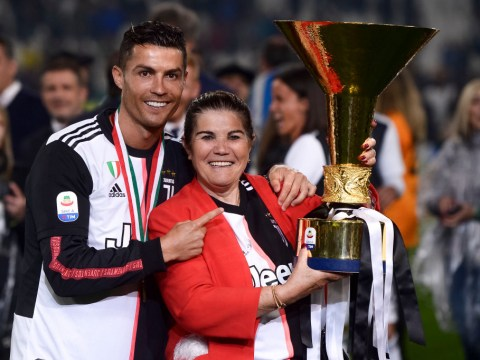 Cristiano Ronaldo's mother 'rushed to hospital after suffering stroke'