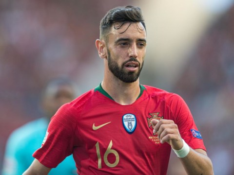 Manchester United's deal for Bruno Fernandes 'under threat' as Sporting Lisbon hold out for £55m