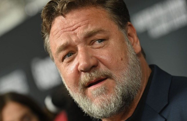 "New Zealand actor Russell Crowe attends the Showtime limited series premiere of ""The Loudest Voice"" at the Paris theatre on June 24, 2019 in New York. (Photo by Angela Weiss / AFP) (Photo credit should read ANGELA WEISS/AFP via Getty Images)"