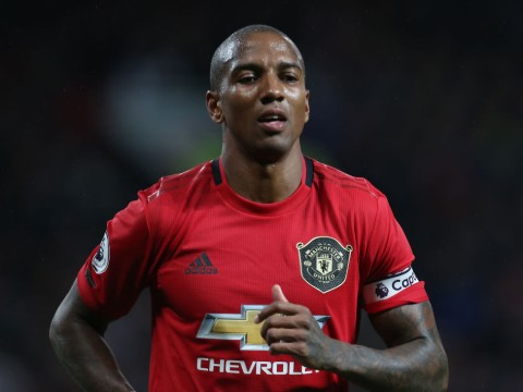 Ashley Young 'angered' by Manchester United decision after Inter contract talks