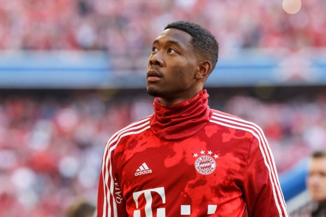 Bayern Munich defender David Alaba wanted by Chelsea