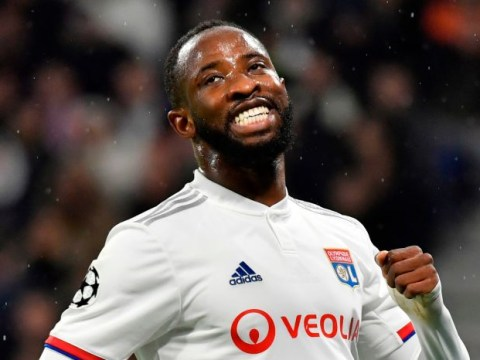 Lyon president Jean-Michel Aulas deals huge blow to Chelsea's hopes of signing Moussa Dembele
