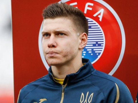 Mykola Matviyenko fuels rumours he's set for Arsenal transfer move this January