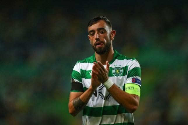 Sporting have reportedly lowered their asking price for Bruno Fernandes