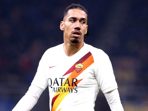 Chris Smalling agrees to join Roma on a permanent basis from Manchester United