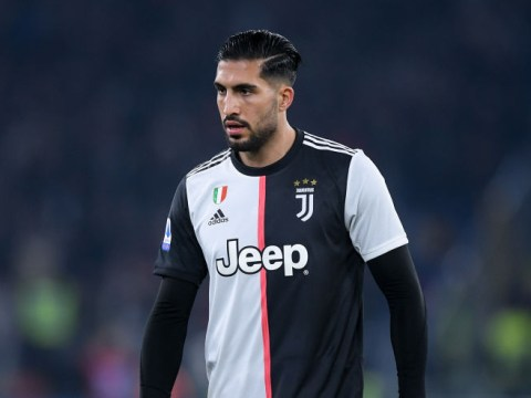Arsenal, Tottenham and Man Utd battling it out for Emre Can transfer this month