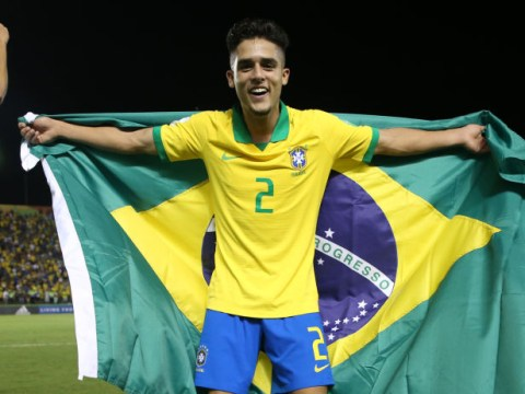 Arsenal in race to sign Brazil right-back Yan Couto