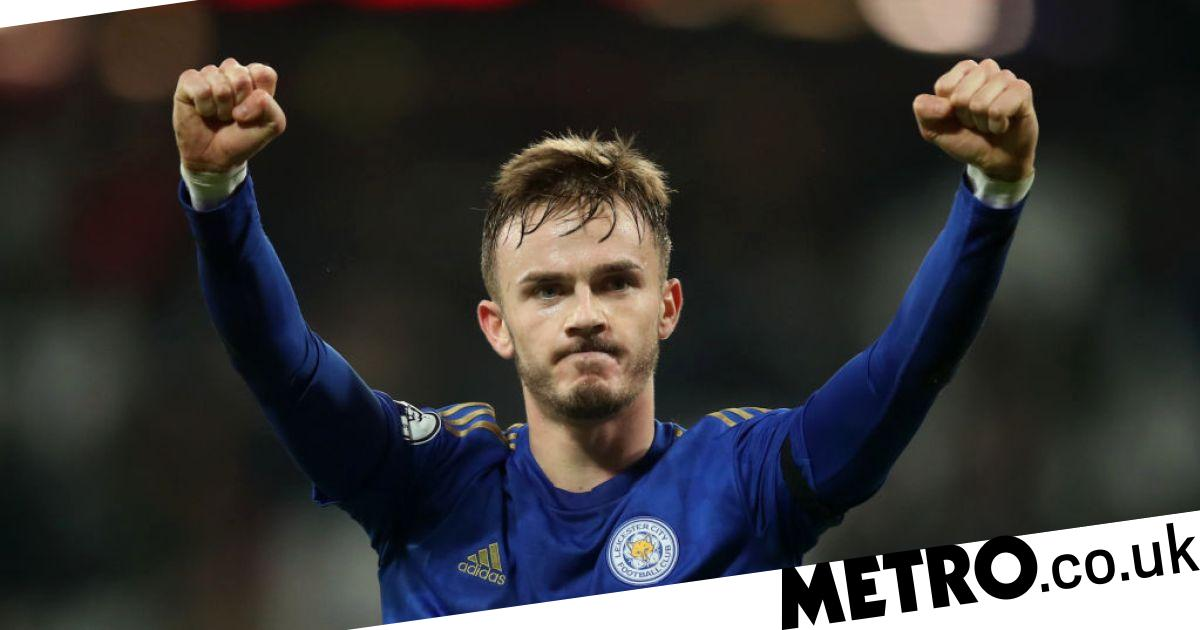 Leicester's James Maddison wants move to Manchester United in the summer